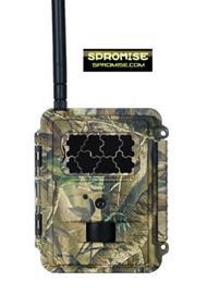 Etäohjattava Spromise S358E 12MP 3G riistakamera