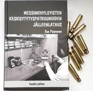 Jälleenlatausopas Esa Paananen, 6 painos (1. lisäpainos 6/2019)