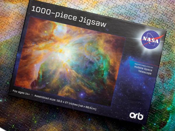 NASA Galaksi Hubblesta -palapeli, 1000 palaa