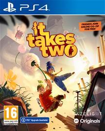 It Takes Two, PS4 -peli