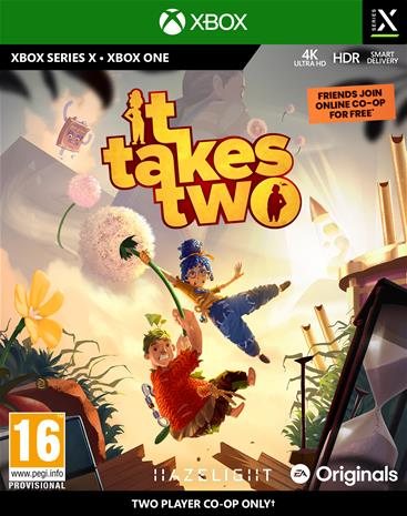 It Takes Two, Xbox One -peli