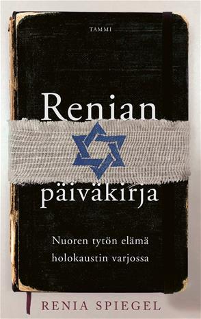 Renian päiväkirja (Renia Spiegel Ilkka Rekiaro (k, kirja