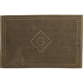 Gant Home Organic Cotton G, kylpyhuoneen matto 50 x 80 cm