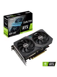 ASUS GeForce RTX 3060 Ti Dual Mini 8 GB, PCI-E, näytönohjain