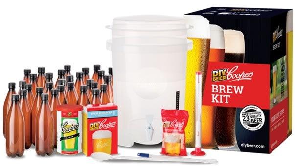 Coopers DIY Brew Kit