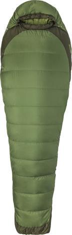 Marmot Trestles Elite Eco 30 Sleeping Bag regular Women, wheatgrass/crocodile