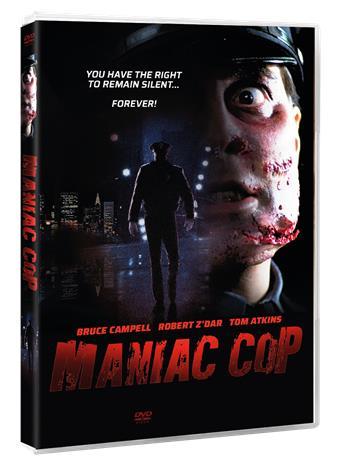 Mielipuoli kyttä (Maniac Cop), elokuva