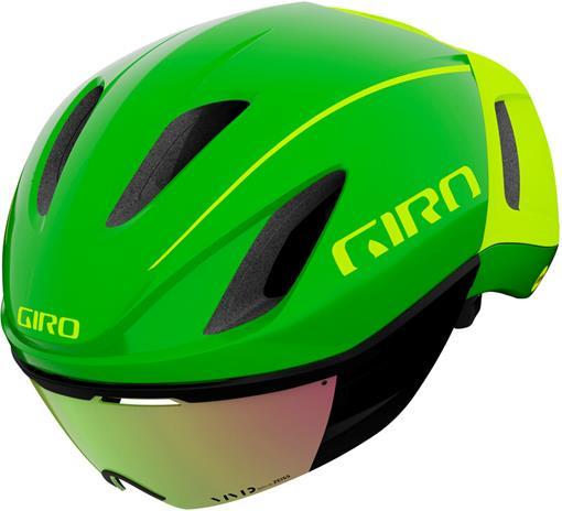 Giro Vanquish MIPS Kypärä, ano green/highlight yellow
