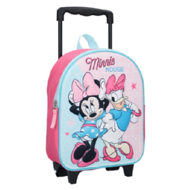 Vadobag vaunureppu Minnie Mouse Simply Sweet (3D)