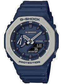 G-SHOCK GA-2110ET-2AER Watch blue / grey