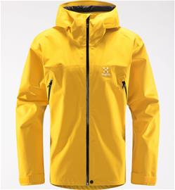 Haglöfs Roc GTX Jacket Men Keltainen XXL