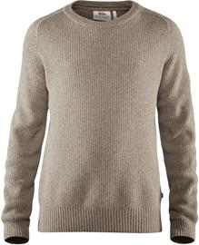 Fjällräven Greenland Re-wool Crew Neck M Driftwood M