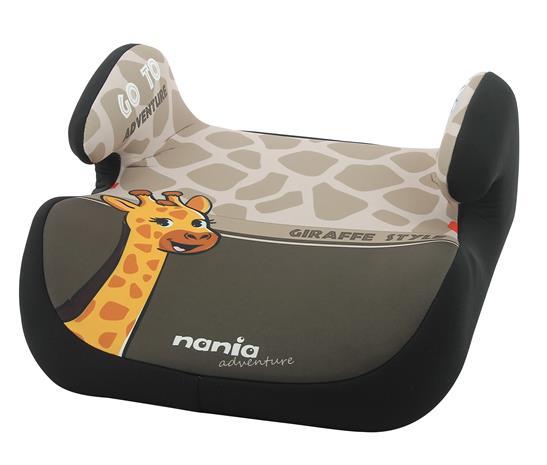 NANIA Bälteskudde Topo Comfort Adventure Giraffe 549249
