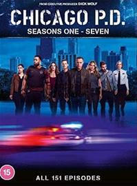 Chicago P.D.: Kaudet 1-7, TV-sarja