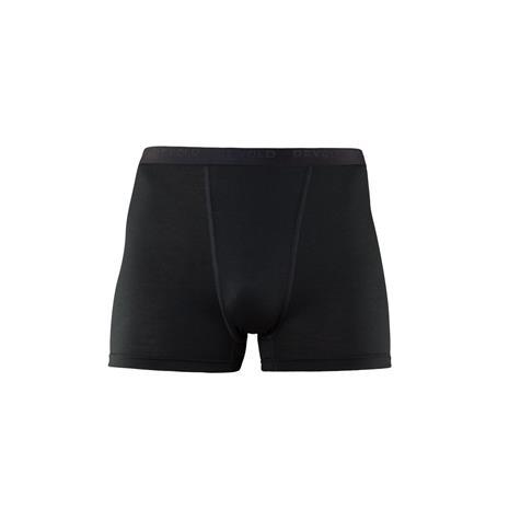 Devold Miesten Breeze Boxer - 100% Merinovilla, Black / XL