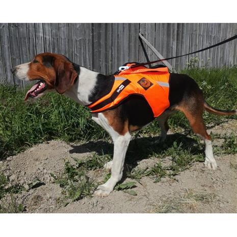 Kardog Jehu Kelluttava GPS-huomioliivi