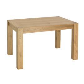 Ruokapöytä TURIN, vaalea tammi