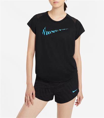Nike naisten treenipaita ICON CLASH RUN, musta S