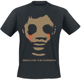 Bring Me The Horizon - Teardrops - T-paita - Miehet - Musta