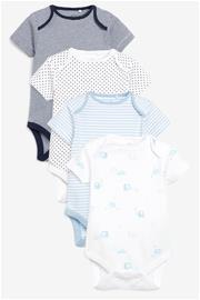NEXT Vauvan body pojalle 4kpl. 414205