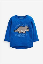 NEXT Pitkähihaiset t-paidat pojalle 603687