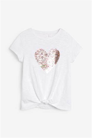 NEXT Lyhythihaiset t-paidat tytölle 363218
