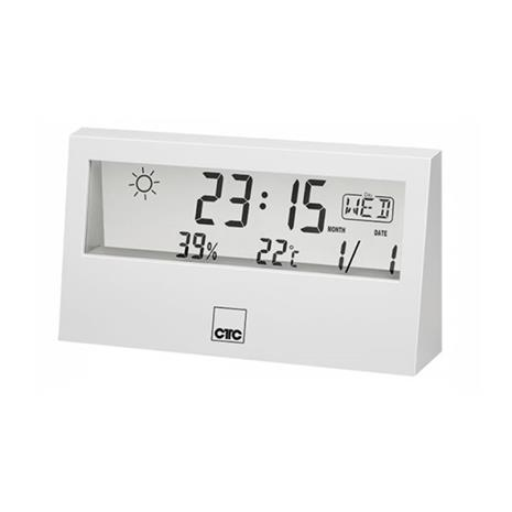 Clatronic WSU 7022, sääasema-herätyskello