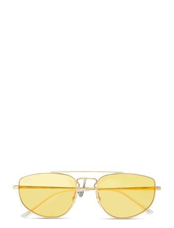 Ray-Ban Sunglasses Pilottilasit Aurinkolasit Vihreä Ray-Ban EVOLVE PHOTO YELLOW TO GREEN
