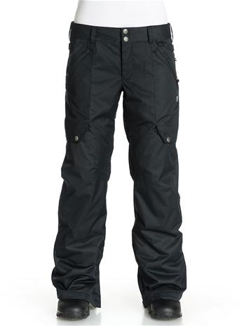 DC Ace Pants anthracite Naiset
