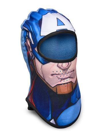 Marvel Hood Accessories Headwear Balaclava Sininen Marvel BLUE