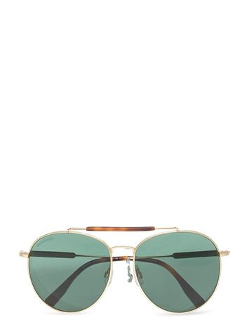 DSQUARED2 Sunglasses Manuelle Pilottilasit Aurinkolasit Kulta DSQUARED2 Sunglasses SHINY DEEP GOLD