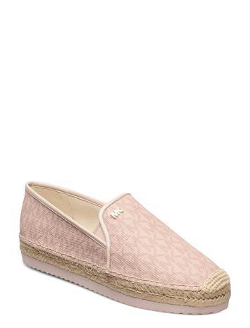 Michael Kors Shoes Hastings Slip On Matalat Sandaalit Espadrillot Vaaleanpunainen Michael Kors Shoes BALLET