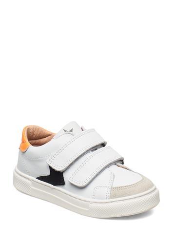 Bisgaard Bisgaard Karlo Matalavartiset Sneakerit Tennarit Valkoinen Bisgaard WHITE