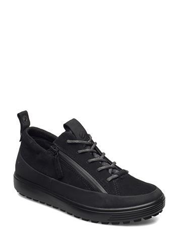 ECCO Soft 7 Tred W Matalavartiset Sneakerit Tennarit Musta ECCO BLACK