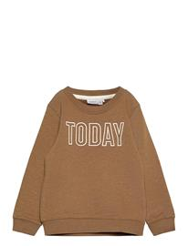 name it Nmmtanto Ls Sweat Bru Svetari Collegepaita Ruskea Name It COFFEE LIQUER