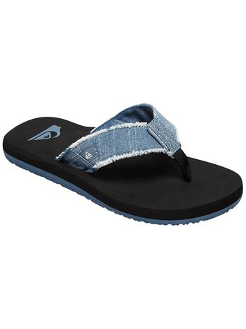 Quiksilver Monkey Abyss Sandals blue / blue / black Jätkät