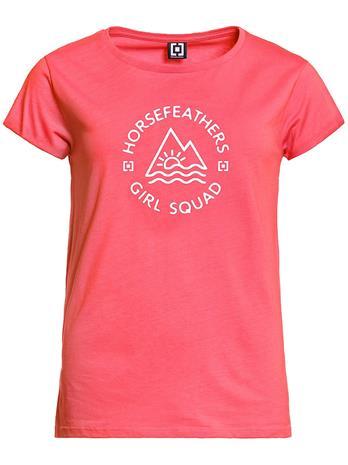 Horsefeathers Tasha T-Shirt sugar Naiset