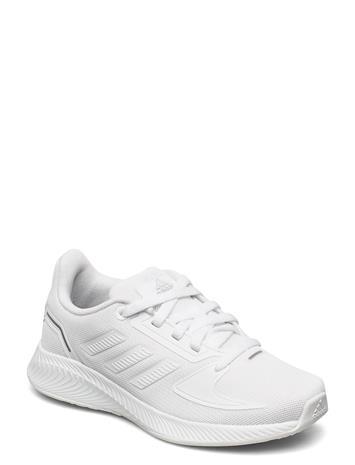 adidas Performance Runfalcon 2.0 K Shoes Sports Shoes Running/training Shoes Valkoinen Adidas Performance FTWWHT/FTWWHT/GRETHR
