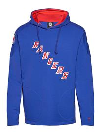 Fanatics New York Rangers Franchise Overhead Hoodie Huppari Sininen Fanatics ROYAL