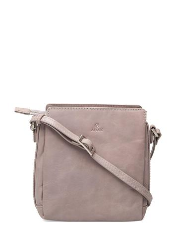 Adax Salerno Shoulder Bag Emmy Bags Small Shoulder Bags - Crossbody Bags Harmaa Adax CEMENT