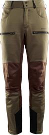Aclima WoolShell Pants Men, capers/dark earth