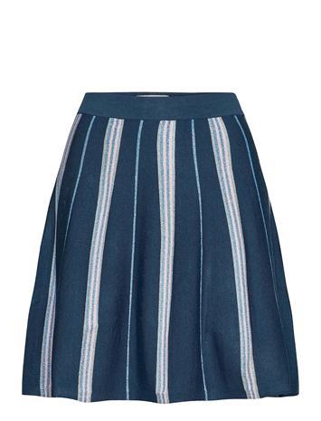 Nä¼mph Nubentley Skirt Lyhyt Hame Sininen Nä¼mph MOONLIT