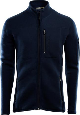 Aclima FleeceWool Takki Miehet, navy blazer