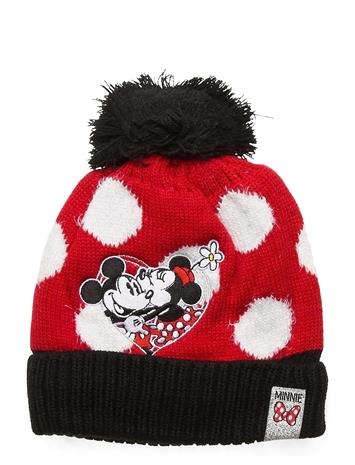 Disney Cap Accessories Headwear Hats Punainen Disney RED