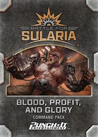 Battle for Sularia: Blood, Profit, and Glory Expansion Lautapeli