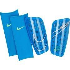 Nike Säärisuojat Mercurial Lite - Sininen/Vihreä/Hopea