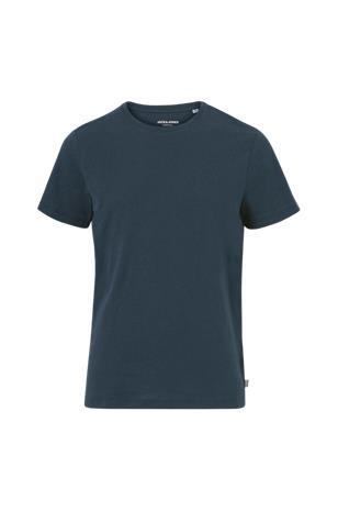 jack & jones T-paita jjeLinen Basic Tee SS Crew Neck Sts