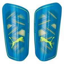 PUMA Säärisuojat Ultra Flex Sleeve - Sininen/Keltainen