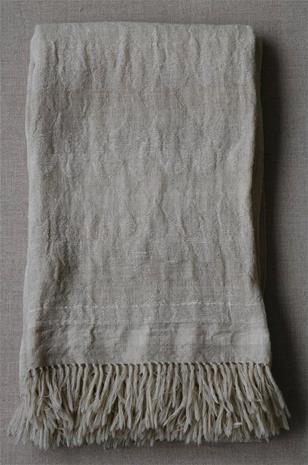 Mimou Torkkupeitto Nagano silkkiä/villaa, 130x220
