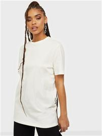NLY Trend Basic Oversize Tee Offwhite